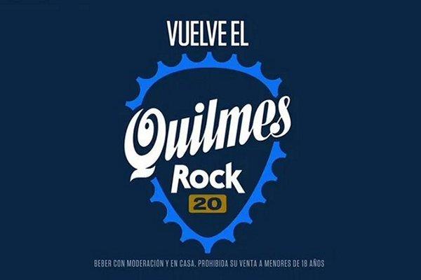 Vuelve el Quilmes Rock, por streaming y en una edición solidaria