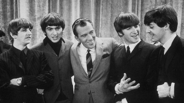 Los legendarios programas de Ed Sullivan, disponibles en YouTube