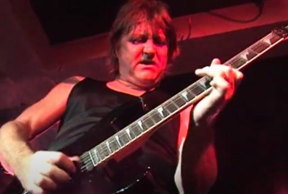 Murió Paul «Tonka» Chapman, ex guitarrista de UFO