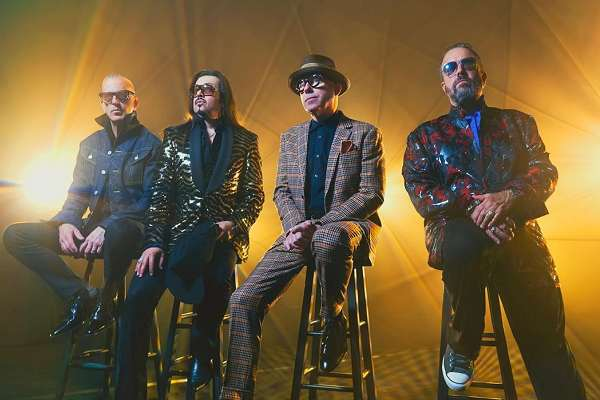 The Mavericks homenajean a la música latina con aires de rock y country