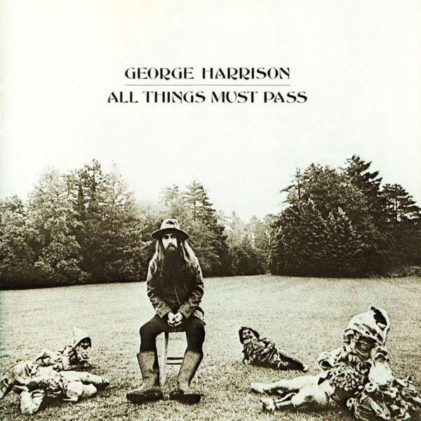 Cumple 50 años «All Things Must Pass», el disco triple con el que George Harrison reivindicó su talento