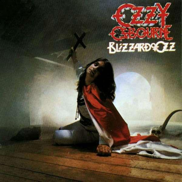 Hae 40 años, Ozzy Osbourne iniciaba su carrera solista con «Blizzard of Ozz»