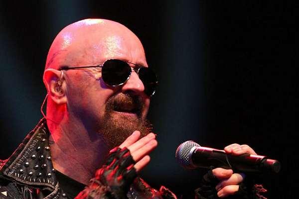 Rob Halford, cantante de Judas Priest, está trabajando en un álbum de blues