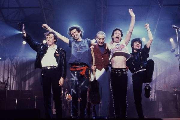 Los Rolling Stones presentan «Steel Wheels Live», con material del inédito concierto en Nueva Jersey