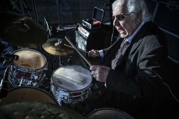 Falleció a los 85 años W.S. «Fluke» Holland, baterista de Johnny Cash y Carl Perkins