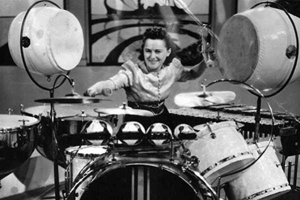 Falleció a los 107 años Viola Smith, pionera entre las mujeres bateristas