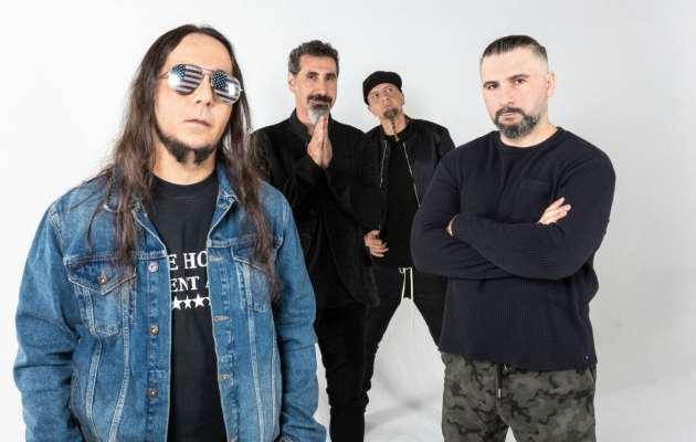 System of a Down presenta el videoclip de «Genocidal Humanoidz»