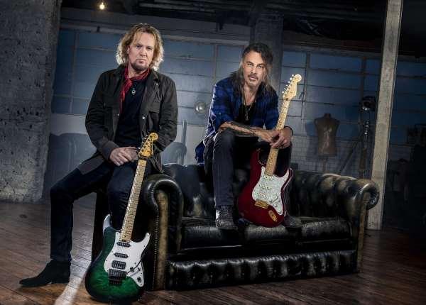 Ya está disponible el álbum «Smith/Kotzen» que reúne a dos íconos del rock