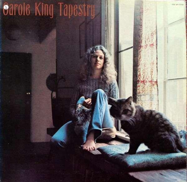 Cumple 50 años «Tapestry», el álbum que convirtió a Carole King en estrella y consolidó el terreno para los cantautores