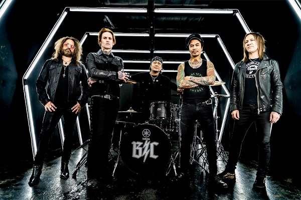 Buckcherry anuncia el lanzamiento del álbum «Hellbound» y adelanta el videoclip de «So Hott»