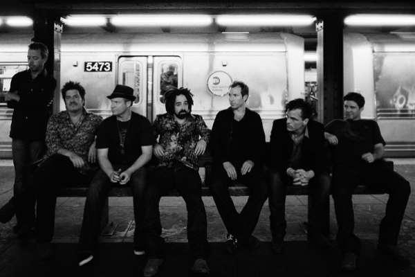 Counting Crows volverá a los escenarios con un EP de cuatro canciones