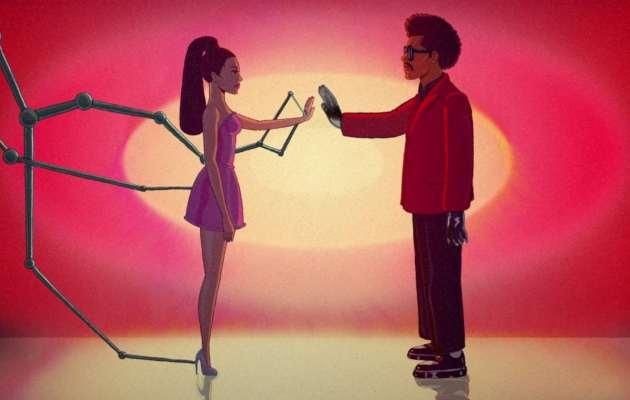 The Weeknd lanzó su remix de «Save Your Tears» con Ariana Grande