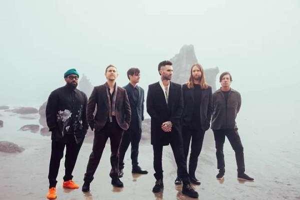 Maroon 5 lanza «Jordi», su séptimo álbum de estudio