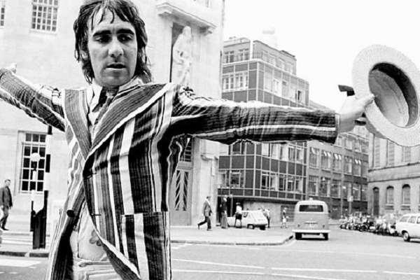 Hace 75 nacía Keith Moon, el desenfrenado y genial baterista de The Who