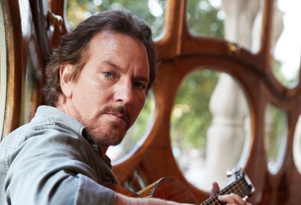 Eddie Vedder comparte «Long Way», un anticipo de su próximo álbum solista